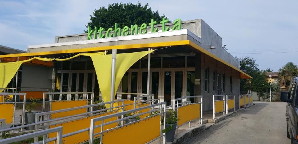 Bar Countertop Kitchenetta Restaurant (Fort Lauderdale, FL)