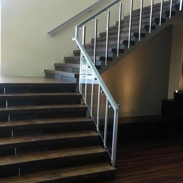 concrete staircases